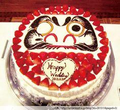 和婚だからこだわれる!和のウェディングケーキ【画像多数】 - スキナウエディング Wedding Kimono, Japanese Wedding, Something Sweet, Party Cakes, Japanese Food, Wedding Tips, Beautiful Cakes, Cake Decorating, Wedding Cakes
