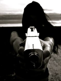If you ride far, ride long or ride alone...learn to carry...and how to use it under any circumstances and from any position...especially from on your back while aiming up and over your head...the position most women find themselves when they finally draw after an initial assault.