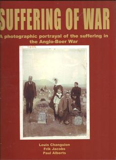 SUFFERING OF WAR  A photographic portrayal of the suffering in the Anglo-Boer War. Large format hardcover published by Kraal, for War Museum of the Boer Republics. 270 pages illustrated