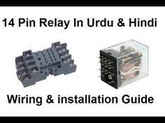 14 pin relay socket wiring diagram mondeo mk4 21 best projects to try images speakers audio in the video you will learn complete about 125 220 ac base or working of