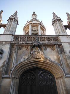 King's College Chapel, University of Cambridge, Cambridgeshire, England, UK2012