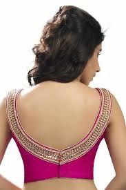 Image result for blouse neck designs