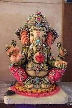 Ganpati Bappa Morya ☺