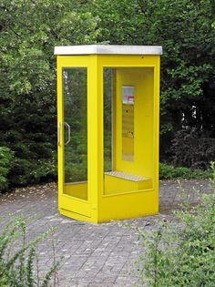 Deutschland / Germany - Telefonzelle / Phone Box
