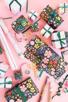 Introducing our new line of wrapping paper! - The House That Lars Built
