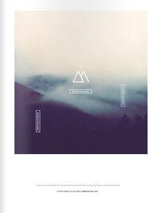 beautifully composed graphic design portfolio