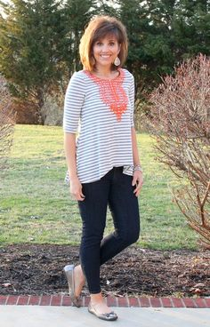 28 Days of Spring Fashion (Day 13) - Walking in Grace and Beauty