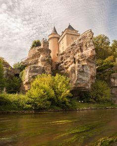 "allthingseurope: "" Chateau de Belcayre, France (by Steven House) """