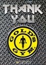 Thank you Gold's Gym Concord MA for your participation in the silent auction benefiting Boston Children's Hospital.   Visit Gold's Gym located at 61 Domino Drive - Concord, Massachusetts to show your support for this great charity!