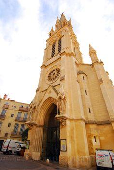 Cathédrale Saint Anne, Montpellier, France