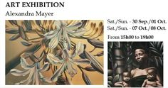 This Saturday Duo Corcova will play at the exhibition of Alexandra Mayer!