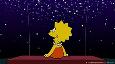 The Simpsons Scuse Me While I Miss the Sky (FOX BROADCASTING/The Simpsons)