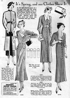 https://flic.kr/p/6mwzci | Weldon's Ladies Journal April 1933 8