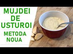 Mujdei de usturoi care nu ustura - YouTube Oatmeal, Breakfast, Youtube, Food, The Oatmeal, Morning Coffee, Rolled Oats, Essen, Meals