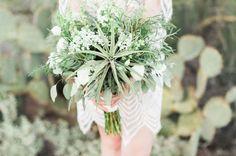 desert airplant bouquet