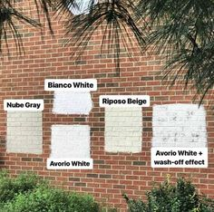 Looking for limewash exterior painting? Austin Natural Painting Company specializes in eco painting, interior painting, exterior painting and limewash. Exterior Paint Colors, Exterior House Colors, Exterior Design, Modern Exterior, Cafe Exterior, Restaurant Exterior, Home Exterior Makeover, Exterior Remodel, Painted Brick Exteriors