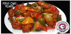 Pollo Chino Picante - Comida China
