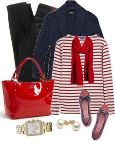 """""""Weekend casual"""" by luv2shopmom ❤ liked on Polyvore"""
