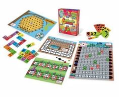 Shop for Junior Learning Mathematics Games - Set of 6 Different Math Games. Get free delivery On EVERYTHING* Overstock - Your Online Toys & Hobbies Shop! Mental Calculation, Mathematics Games, Math Homework Help, Math Help, Math Tutor, Maths, Fun Math Games, Addition And Subtraction, Educational Games
