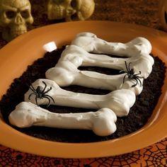 Recetas para la fiesta de Halloween