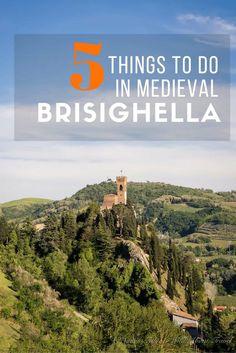 5 Things to do in Brisighella, Emilia-Romagna