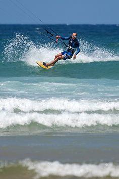 Kite Surf #Cantabria #Spain #Travel