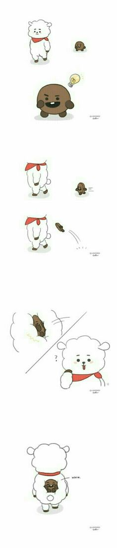 Shooky and RJ story