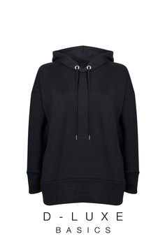 LUXE OVER-SIZED HOODIE