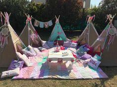 Camila Tipi Birthday Birthday Party Ideas | Photo 1 of 8 | Catch My Party