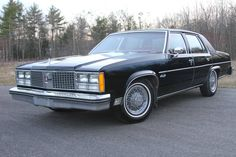 1978 Oldsmobile 98 Regency Sedan