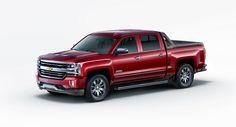 2017 Chevrolet Silverado © General Motors