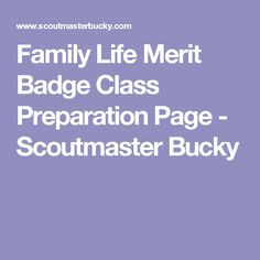 Log sheet for personal fitness merit badge merit badge personal reading merit badge class preparation page scoutmaster bucky family life fandeluxe Image collections