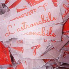 Etichette L'astronabile www.lastronabile.it