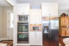 Love all the business together.  Sharp looking. Creative Cabinets & Faux Finishes, LLC (CCFF)– Kitchen Cabinet Refinishing Picture Gallery