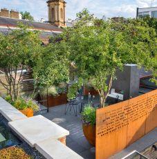 Gavin McWilliam & Andrew Wilson FSGD Notting Hill Terrace zdjęcie Marianne Majerus