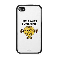 Little Miss Sunshine Classic 3 Iphone 4 Cases