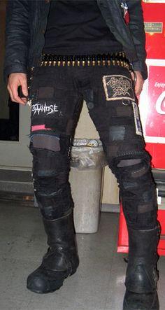 Diy Pants Crust Pants The Filth And The Fury 171 Cvlt