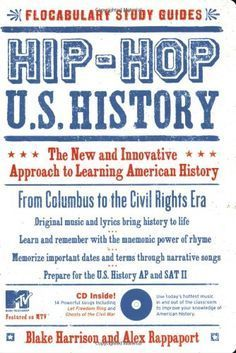 Hip-hop U. History: The New And Innovative Approach To Learning American Histo… Hip-hop U. History: The New And Innovative Approach To Learning American History (flocabulary Study Guides) Teaching Us History, Teaching American History, American History Lessons, History Education, History Teachers, American Literature, Kids Education, 7th Grade Social Studies, Social Studies Classroom