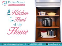 The #Kitchen is the Heart of the #Home