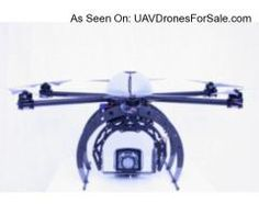 UAV Drone Hexacopter Aircraft RTF ideal for Medium Filmmakers and Aerial Photography. http://uavdronesforsale.com/index.php?page=item=139