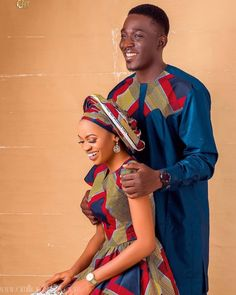 10 Couples Pre-Wedding Ankara Styles Ideas – A Million Styles Couples African Outfits, African Clothing For Men, African Fashion Ankara, African Inspired Fashion, Latest African Fashion Dresses, Couple Outfits, African Attire, African Dresses For Women, African Wear