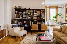 我們看到了。我們是生活@家。: Ariane位在紐約Soho的家!