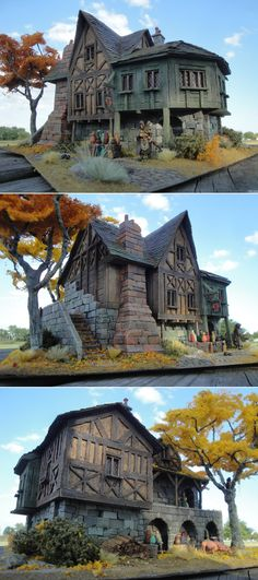 CoolMiniOrNot - Potters Shop by Theomar Pius