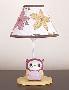 COCALO Baby : Nursery Collections : In the Woods Lamp