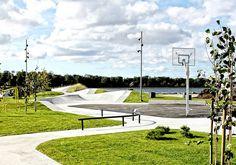 Lemvig_Skatepark-by-EFFEKT-05 « Landscape Architecture Works | Landezine