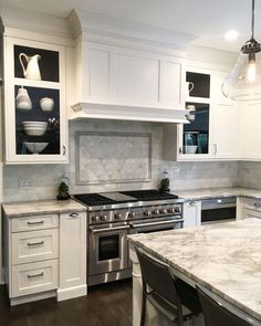 Kitchen Cabinet. Kitchen Cabinet and Hood. Shaker style kitchen cabinet. Shaker…