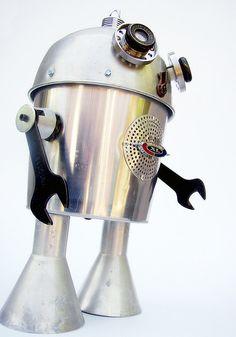 robot XL500 attacks | Flickr - Photo Sharing!