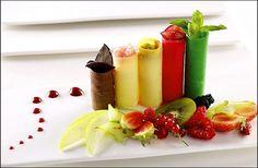 Visions Gourmandes » Apprenons l'art de dresser de belles assiettes à nos…