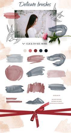 Oriental dreams design set by beauty drops on @creativemarket