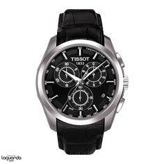 Reloj Tissot Couturier T035.617.16.051.00 Quartz Gent, Laguardajoiers distribuidor oficial de Tissot en Barcelona 336 €